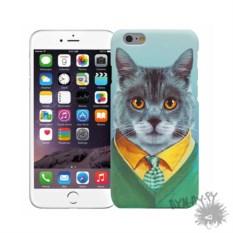 Чехол для iPhone 6/6s Кот в костюме