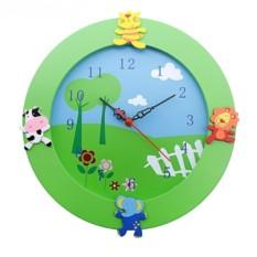 Часы Животные