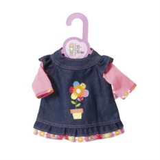 Платье для куклы 30-36 см my mini Baby born (Бэби Борн)