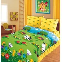 Комплект детского постельного белья Волшебный луг