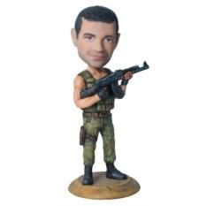 Статуэтка игрока cs по фото «Контртеррорист-2»