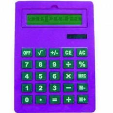 Большой фиолетовый калькулятор