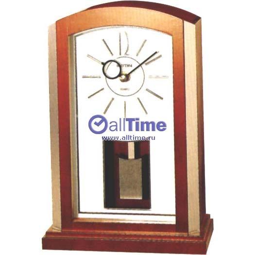 Настольные часы Rhythm (Wooden CRP604NR06)