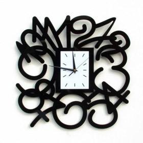 Часы настенные Хаос