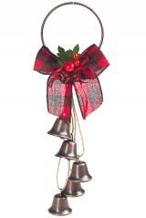 Новогоднее украшение Звон бубенчиков