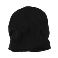 Черная шапка Brazgovka