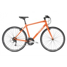Городской велосипед Trek 7.4 FX (2016) (цвет - оранжевый)