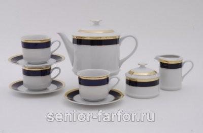 Чайный сервиз Сабина на 12 персон (27 предметов)