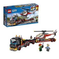 Конструктор Lego City Перевозчик вертолета