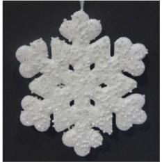 Новогодние украшение Снежинка