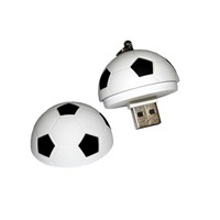 Флеш-карта Мяч футбольный на 8 Гб
