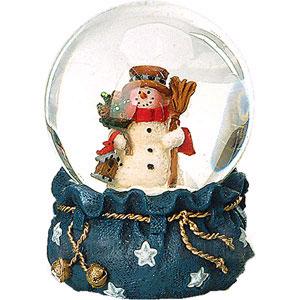 Снежный шар в мешке