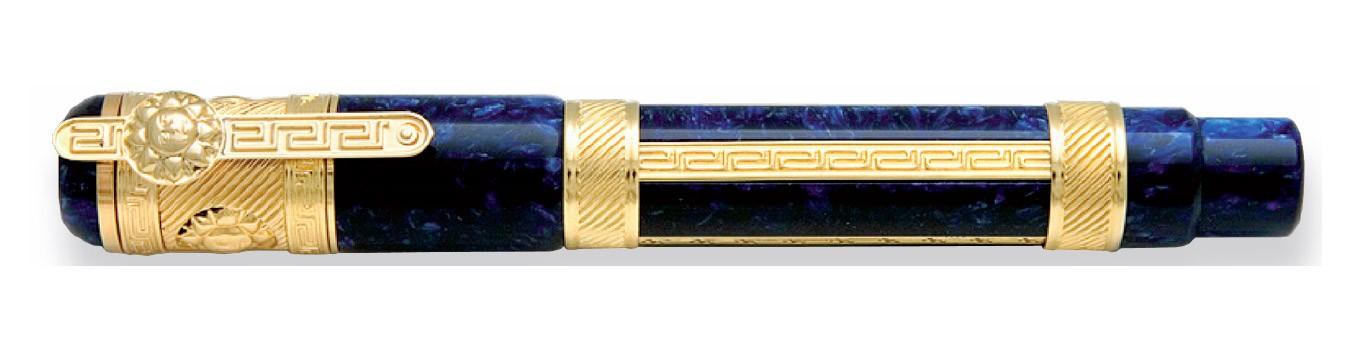 Перьевая ручка Ancora Mediterranean (Средиземноморье) Blue