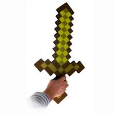 Золотой меч Minecraft
