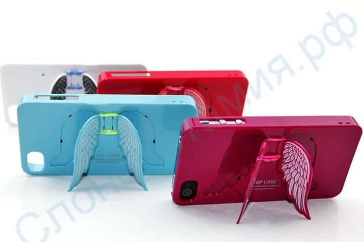 Чехол на iPhone 4 и 4s Angel Wings Series