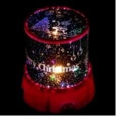 Проектор звездного неба Новый год