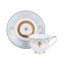 Кофейный сервиз из 12 предметов на 6 персон Baroque
