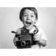 Подарочный сертификат Детская фотосессия