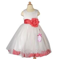 Нарядное платье на утренник для девочки
