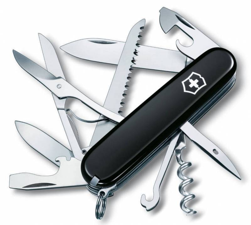 Нож перочинный Victorinox Huntsman, 15 функций