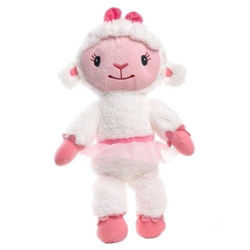 Мягкая игрушка Doctor Plusheva Плюшевая овечка Лэмми