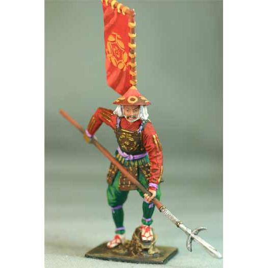 Асигару. Япония, 1500-1600 гг.