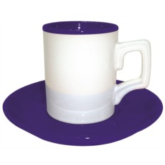 Чайный набор: 2 чашки на 200 мл с блюдцами