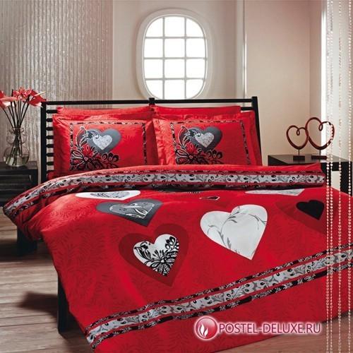 Постельное белье Just Love Red