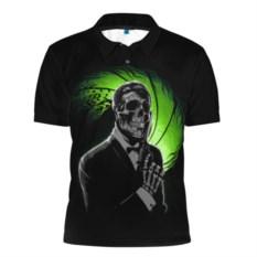 Мужская рубашка поло James Bones