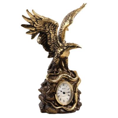 Часы «Орёл на скале»