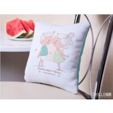 Именная подушка «Романтичная»