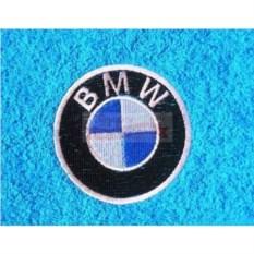 Полотенце с логотипом BMW
