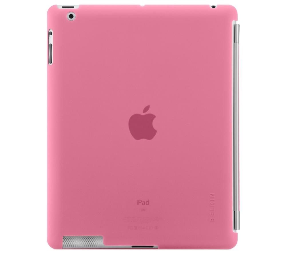 Чехол Belkin для iPad 2 пластиковый, Pink