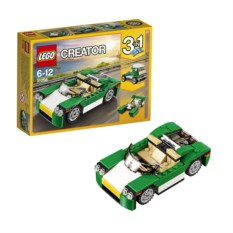 Конструктор Lego Creator Зелёный кабриолет