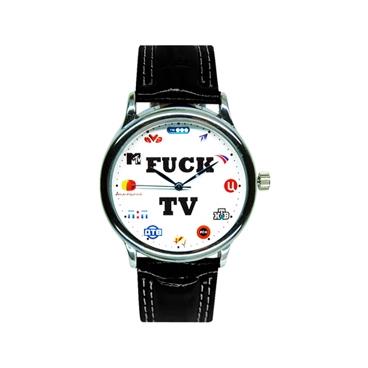 Наручные часы Fuck TV