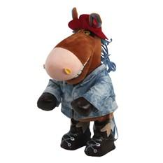 Игрушка поющий конь Ты мой ковбой!