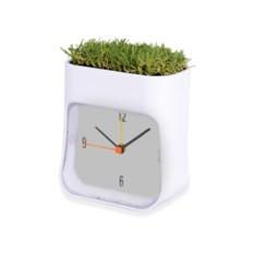 Настольные часы Зеленый газон