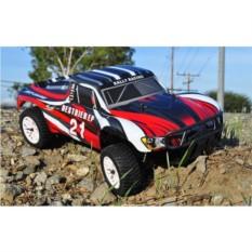 Радиоуправляемый внедорожник Desert Electric Rally Car 4WD