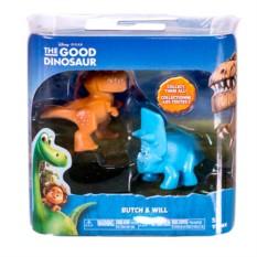 Фигурки Good Dinosaur Буч и Трицератопс