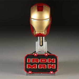 Железный человек — Марк 3 Шлем, реплика