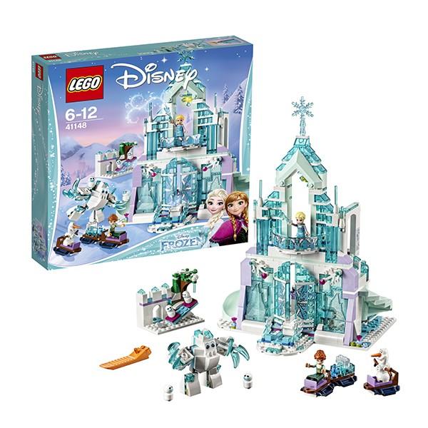 Конструктор Lego Disney Волшебный ледяной замок Эльзы