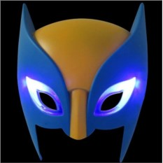 Маскарадная маска Росомаха Логан