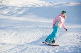 Подарочный сертификат Катание на лыжах/сноуборде для двоих
