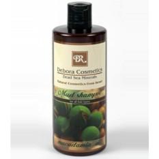 Шампунь грязевой с маслом макадамии для всех типов волос