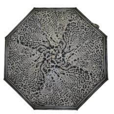 Леопардовый женский зонт Ferre Milano