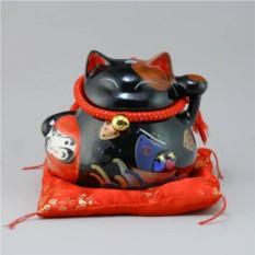 Японский кот-копилка Долголетие, защита от зла