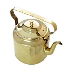 Латунный чайник на 3 литра