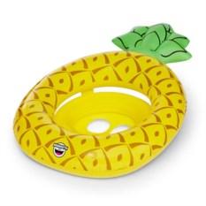 Детский надувной круг Pineapple