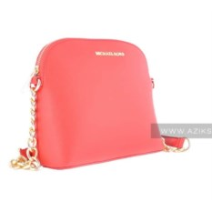 Женская красная сумка Michael Kors