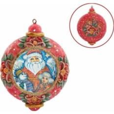 Коллекционное новогоднее украшение Mister Christmas